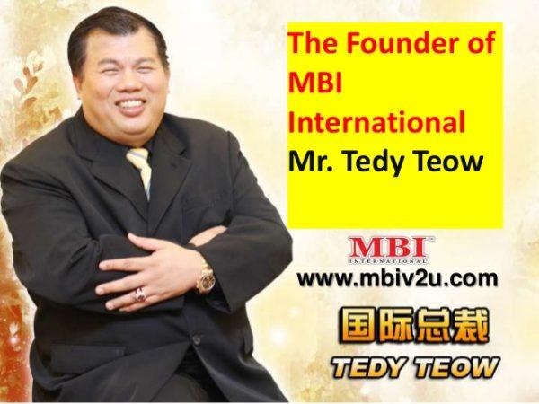 MBI Tedy Teoh