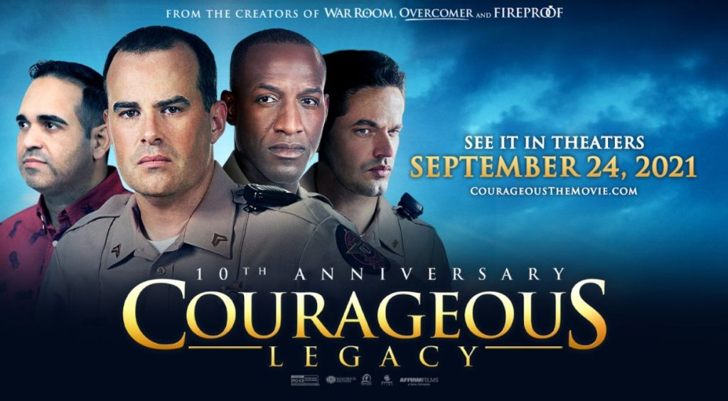 Courageous Legacy Banner
